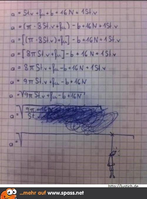 Lustige Sprüche Mathe | sprüche und zitate