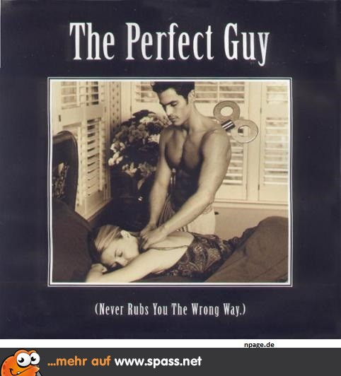 Der perfekte Mann