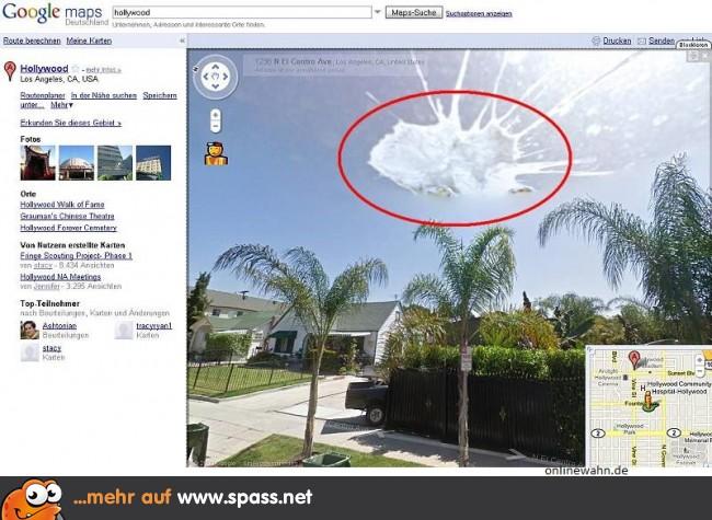 Einzigartige momentaufnahmen mit google street view - Lustige bilder google ...