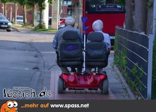 Liebe Bis Ins Hohe Alter Lustige Bilder Auf Spass Net