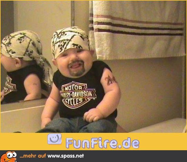 Rocker Baby Lustige Bilder Auf Spassnet