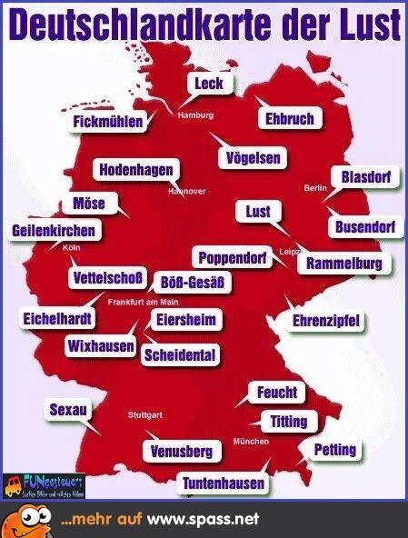 Deutschlands witzige Orte | Lustige Bilder auf Spass.net