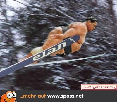 Sumo Ski Lustige Bilder Auf Spassnet