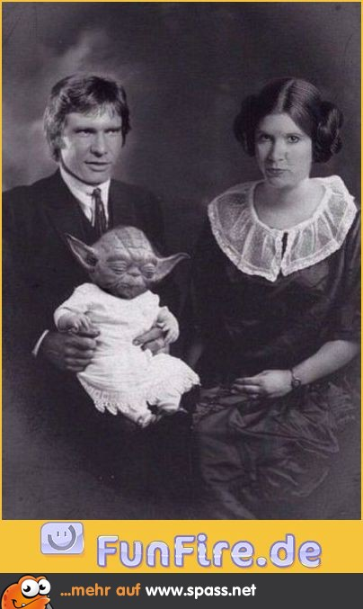 star wars family lustige bilder auf spassnet