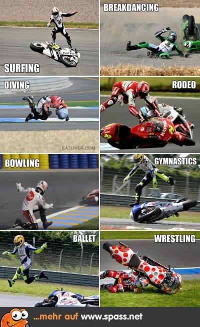 Motorsport Sportarten
