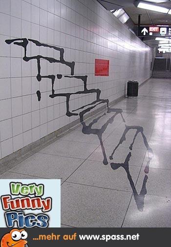 optische t uschung treppe lustige bilder auf. Black Bedroom Furniture Sets. Home Design Ideas