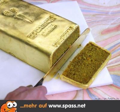 Goldkuchen