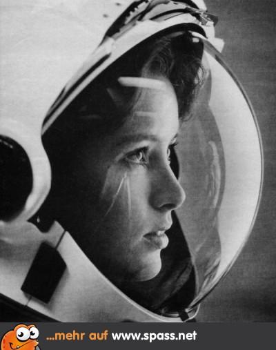 Astronautin Fisher