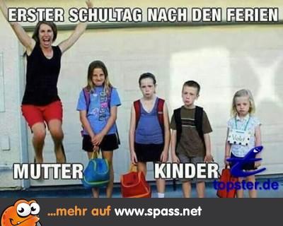 Ferien Mutter Kinder