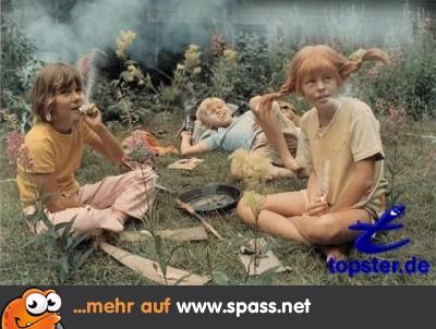 Kiffen Pippi Langstrumpf