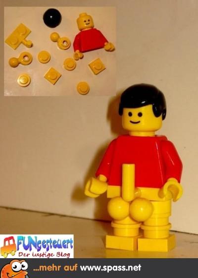 geiler LEGO Mann