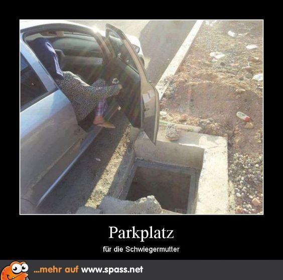 parkplatz lustige bilder auf. Black Bedroom Furniture Sets. Home Design Ideas