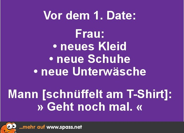 Dating nach 50 lustig
