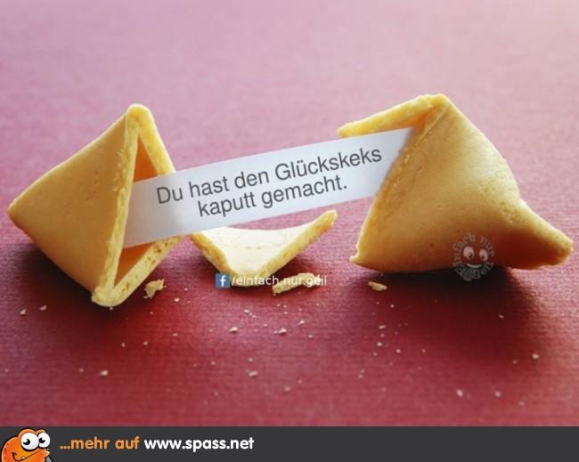 Glückskeks | Lustige Bilder auf Spass.net