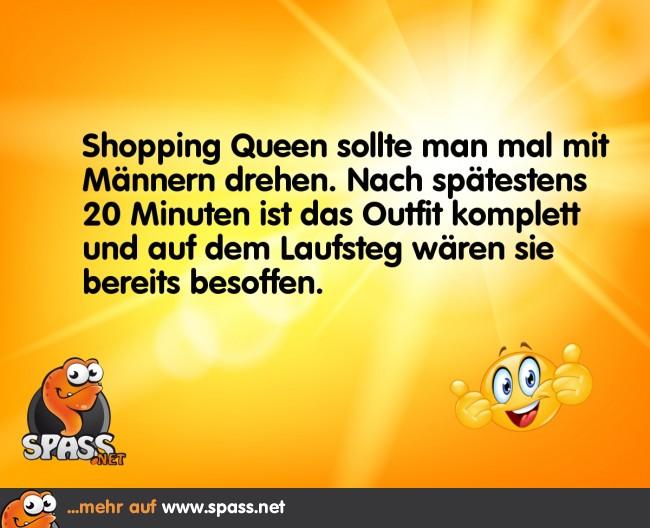 Shopping Queen Lustige Bilder Auf Spass Net