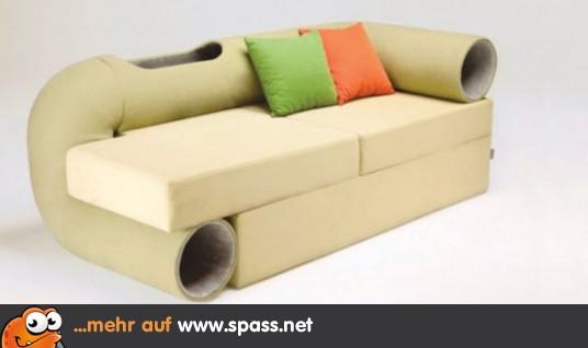 Katzen Sofa Lustige Bilder Auf Spass Net