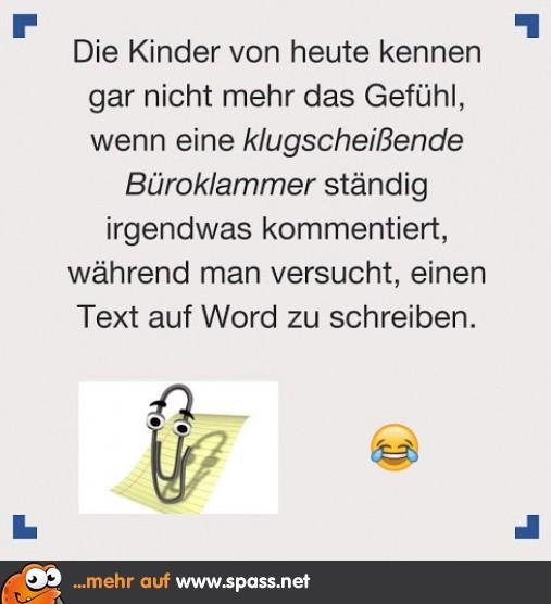 Karl Klammer Lustige Bilder Auf Spass Net